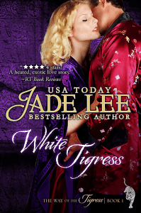 White Tigress by Jade Lee