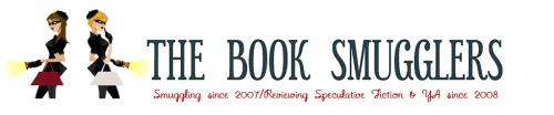 The BookSmugglers Header