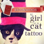 The Girl With the Cat Tattoo by Theresa Weir