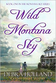 Wild Montana Sky Debra Holland