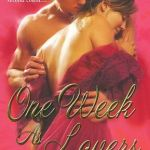 One Week As Lovers by Victoria Dahl