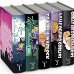The HP Mallory 5 Book Set