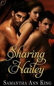 Sharing Hailey by Samantha Ann King