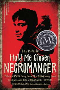 Hold Me Closer NecromancerLish McBride