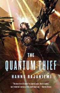 Quantum ThiefHannu Rajaniemi