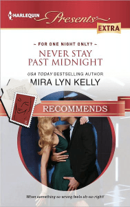 Mira Lyn Kelly Never Stay Past Midnight