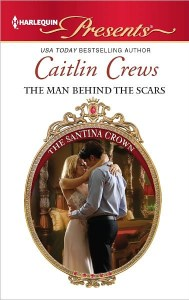 The Man Behind the Scars by Caitlin Crews
