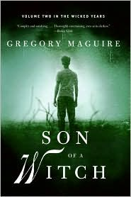 Son of a Witch Gregory Maguire