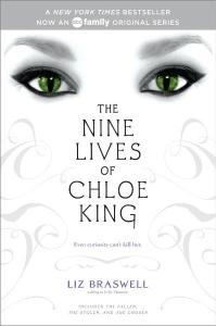 The Nine Lives of Chloe King Liz Braswell