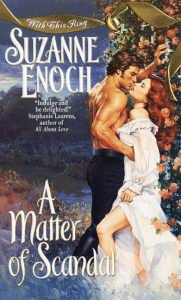 A Matter of Scandal: Matter of Scandal Vol 3 by Suzanne Enoch