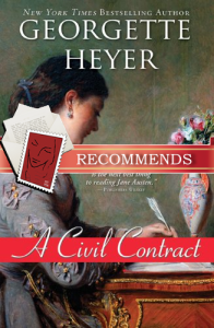 a civil contract Georgette Heyer