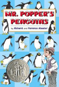 Mr. Popper's Penguins      by     Richard Atwater,     Robert Lawson (Illustrator),     Florence Atwater