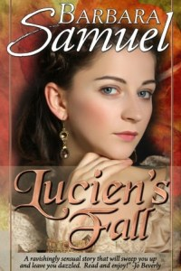 Lucien's Fall  by     Barbara Samuel