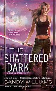 The Shattered Dark (McKenzie Lewis #2) by Sandy Williams