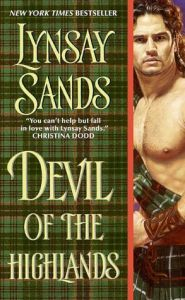 Devil of the Highlands      by     Lynsay Sands