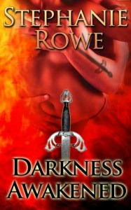 Darkness Awakened (Order of the Blade) (Primal Heat Trilogy) Stephanie Rowe