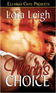 Marly's Choice Lora Leigh