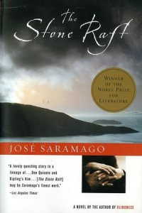 The Stone Raft      by     José Saramago