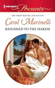 Banished to the Harem by Carol Marinelli