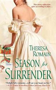Season for Surrender          By: Theresa Romain