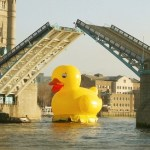Rubber Duck Thames