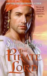 The Pirate Lord (Lord Trilogy Series #1) by Sabrina Jeffries