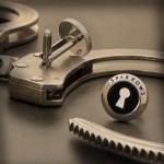 cufflinks that open handcuffs