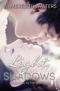 Light in the Shadows (Find You in the Dark #2) A. Meredith Walters