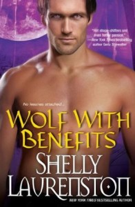 Wolf with Benefits (Pride #8) by Shelly Laurenston
