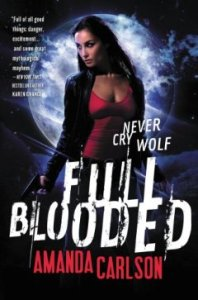 Full Blooded (Jessica McClain) by Amanda Carlson