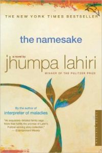 The Namesake Jhumpa Lahiri