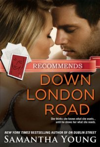 Down London Road by Samantha Young