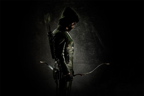 Image from DC Comics Arrow, shown on CW Network