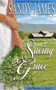 Saving Grace Sandy James