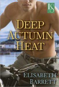 Deep Autumn Heat: A Loveswept Contemporary Romance by Elisabeth Barrett