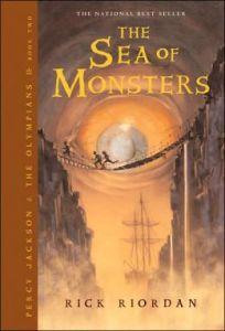 The Sea of Monsters Rick Riordan