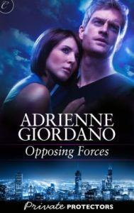Adrienne Giordano   Opposing Forces