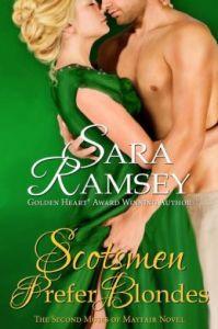 Scotsmen Prefer Blondes Sara Ramsey