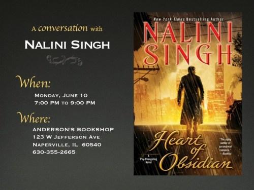 Nalini Singh invite