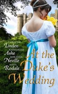 At the Duke's Wedding Miranda Neville