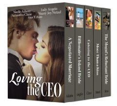 Loving the CEO (bundle of five romance novels)  by Noelle Adams