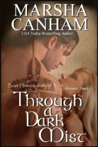 Through A Dark Mist (Robin Hood Trilogy)  by Marsha Canham(Marsha Canham)