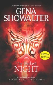 The Darkest Night      by     Gena Showalter