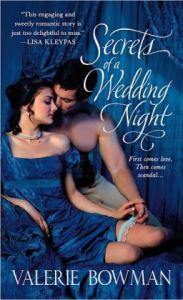 Secrets of a Wedding Night (Secret Brides Series #1)      by     Valerie Bowman