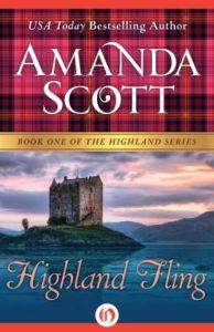 Highland Fling Amanda Scott