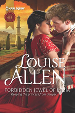 Forbidden Jewel of India by Louise Allen