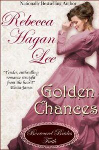 Golden Chances Rebecca Hagan Lee