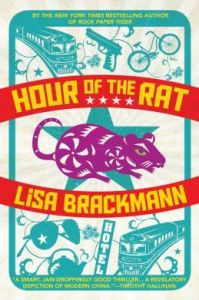 Hour of the Rat Lisa Brackmann