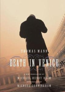 Death in Venice Thomas Mann