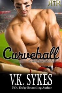 Curveball by V.K. Sykes